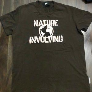 """D&G T-shirt.  """"Nature Involving"""""""